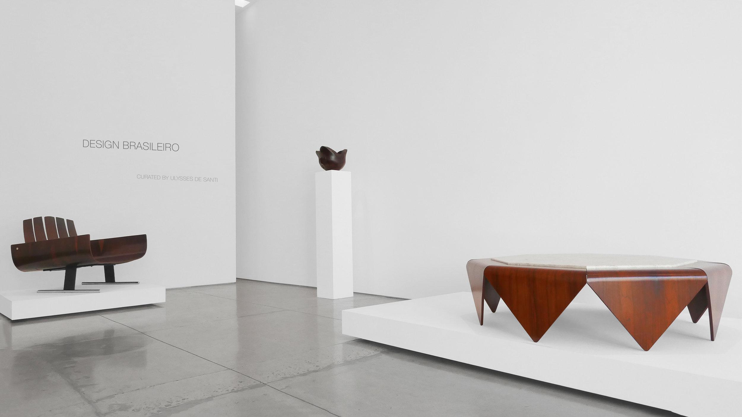 Design Brasileiro, Curated by Ulysses de Santi, Peter Blake Gallery, 2018, Installation View_4.jpg