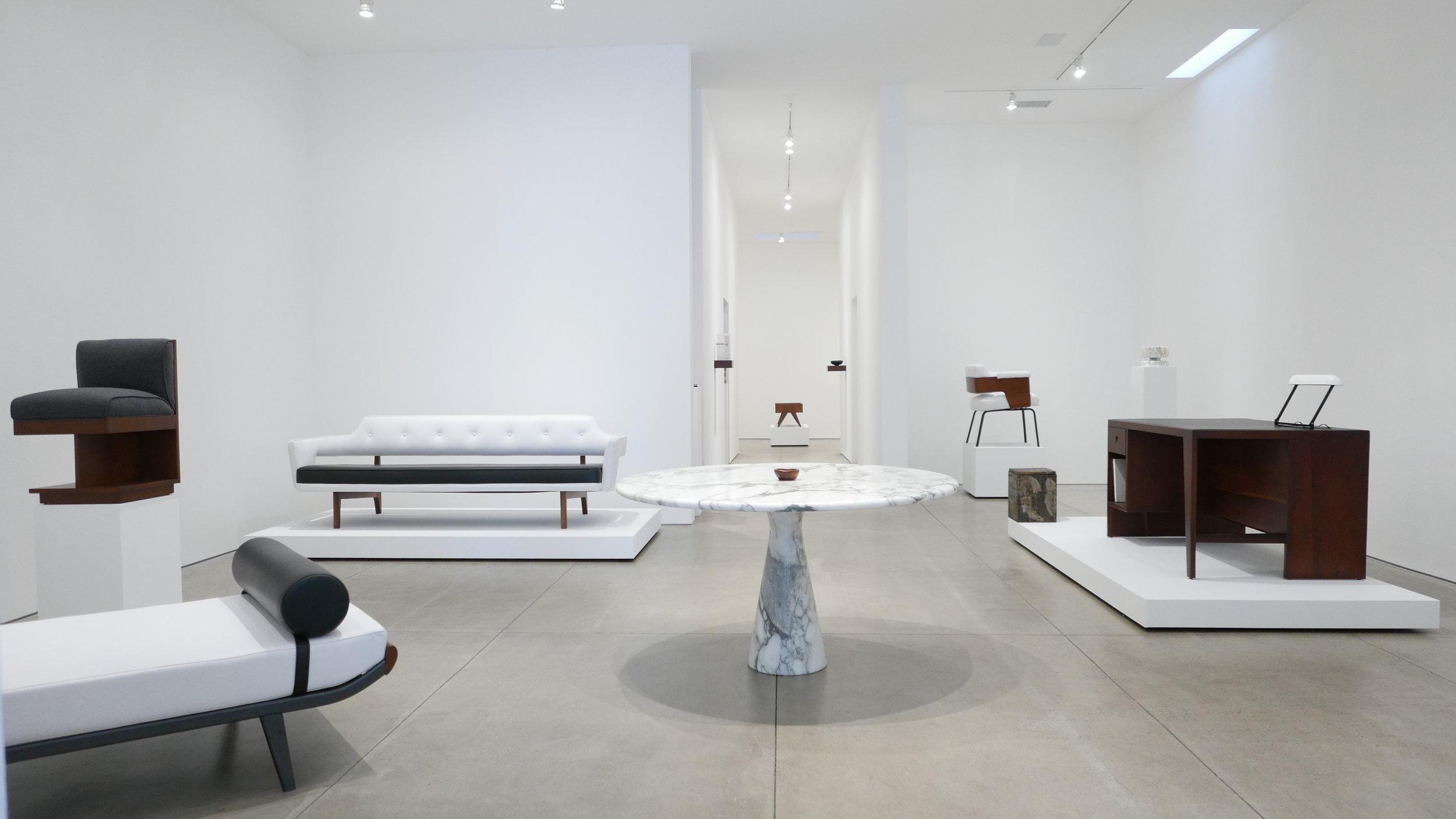 'The Tendency of the Moment - International Design, The Bauhaus Through Modern', Peter Blake Gallery, 2016, Installation View_7.JPG