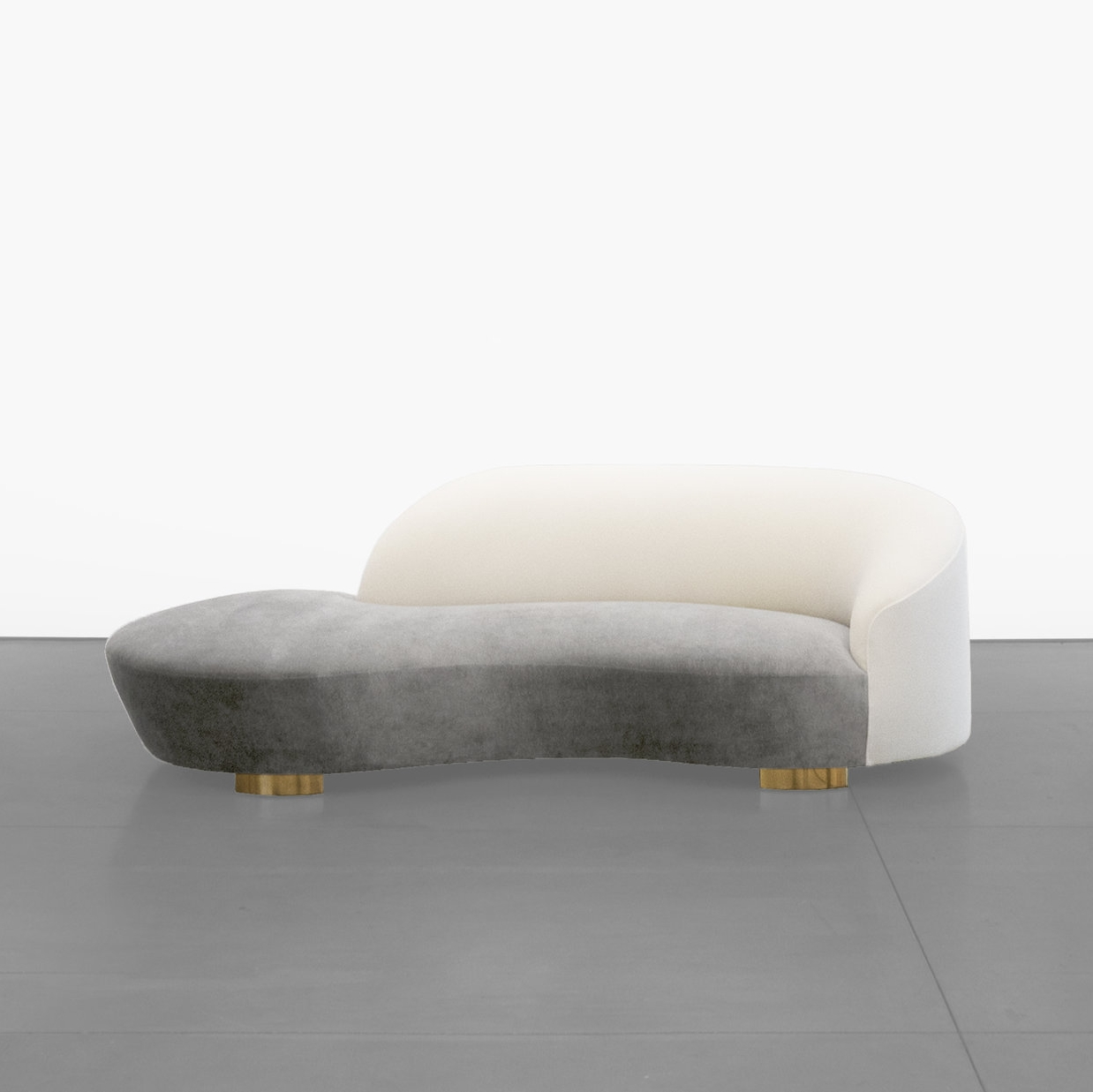 vladimir kagan 'cloud' sofa c. 1970 - 1979 …