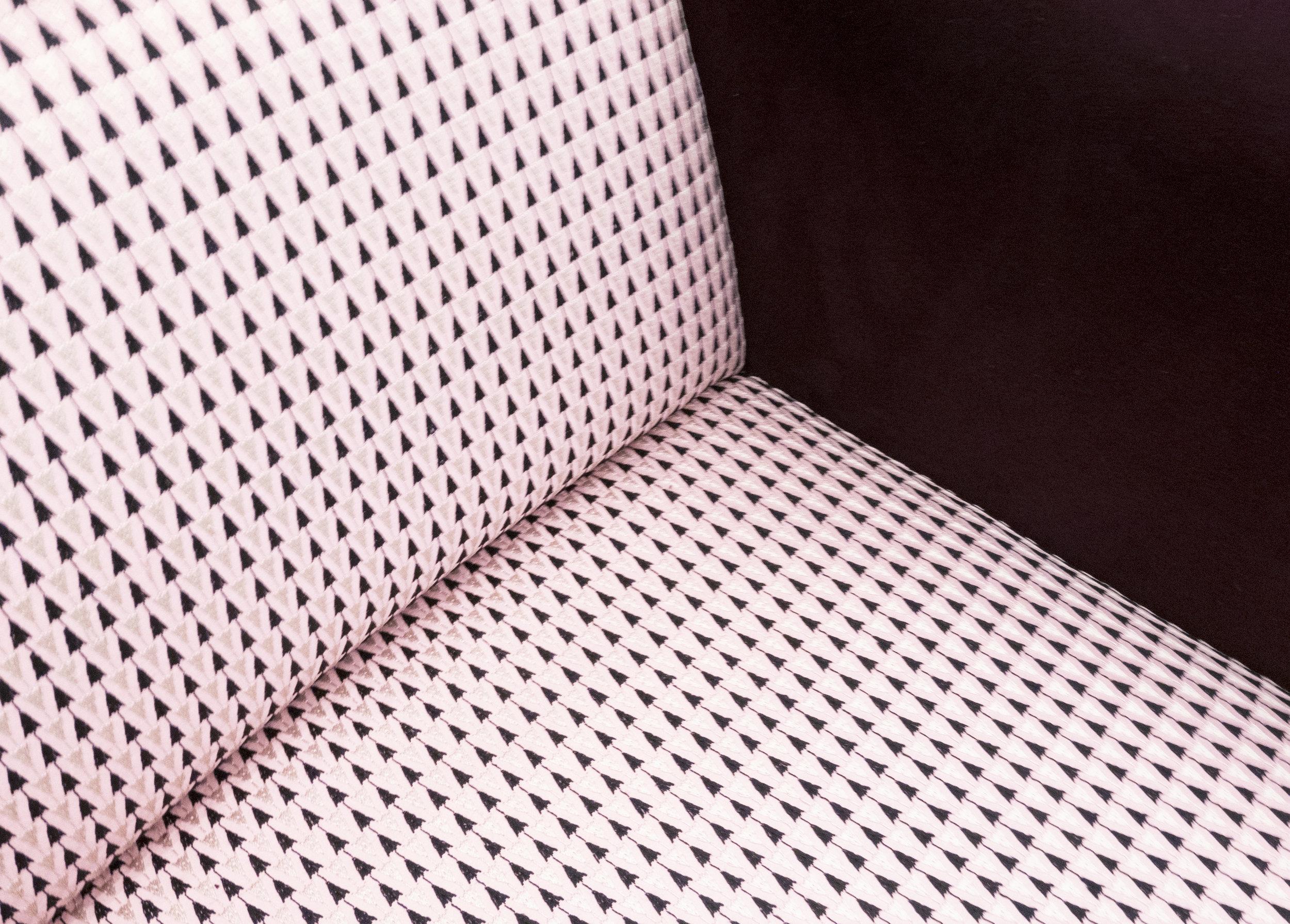 Gigi Radice, Chairs for Minotti, c. 1950 - 1959, Brass, Dedar Milano Upholstery, 31 H x 28 W x 29 D inches_7.jpg