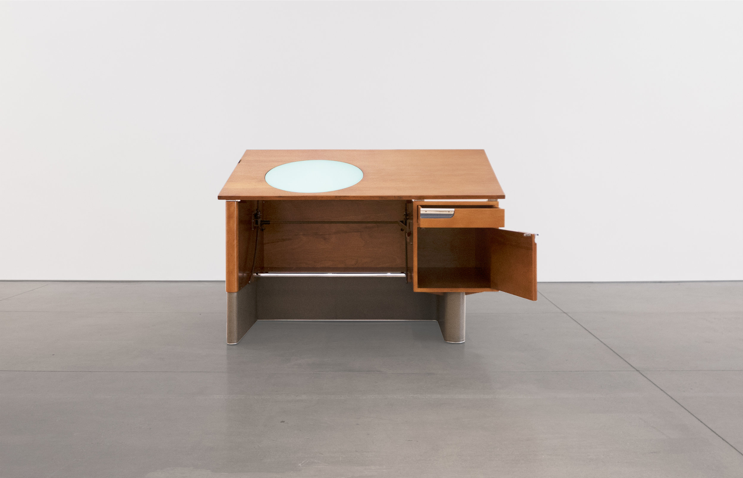 KEM Weber, Walt Disney Studios ANimation Desk, c. 1938, 30.5 H (Adjustable) x 56 W x 30 D inches_2.jpg