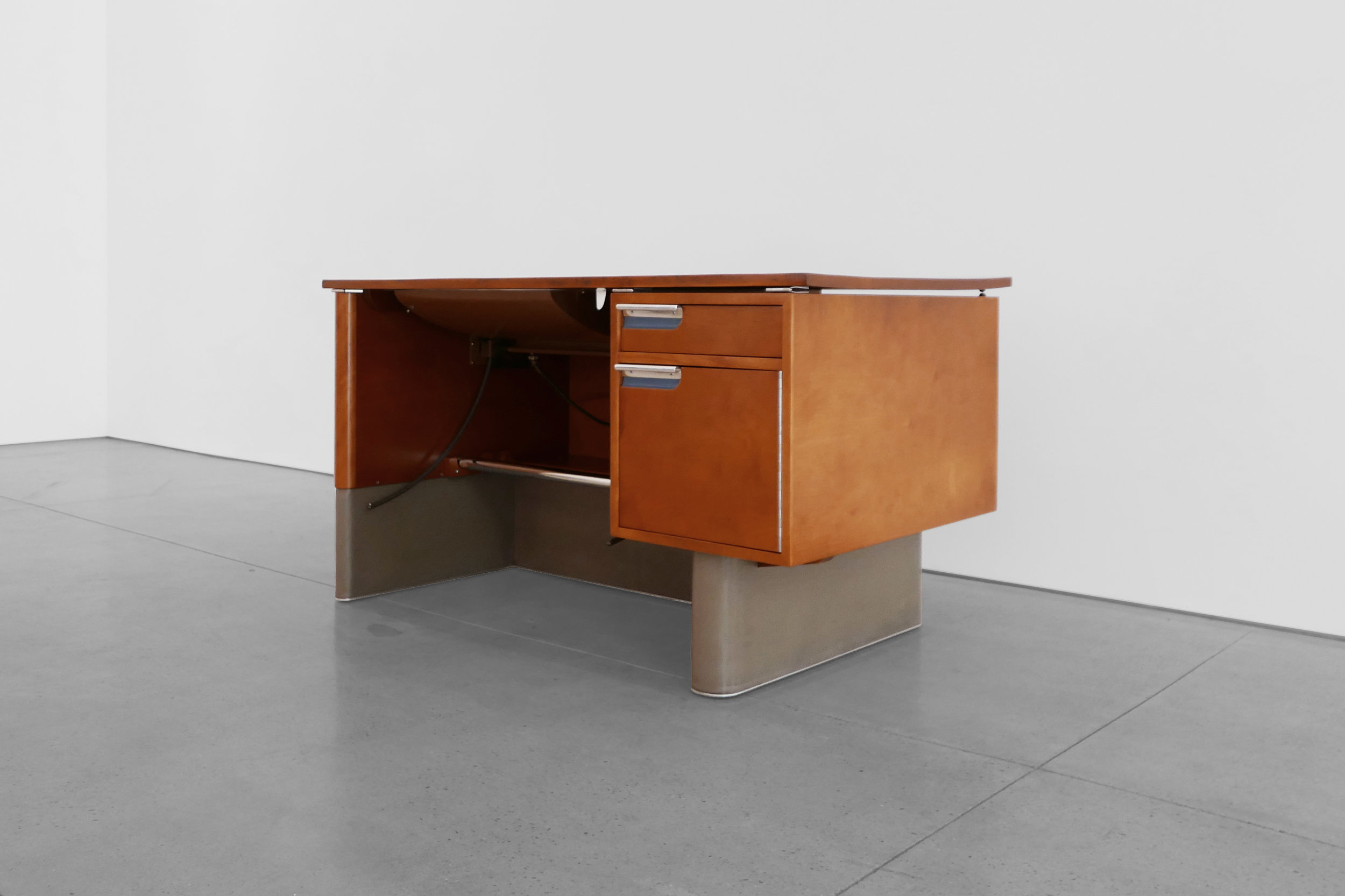 KEM Weber, Walt Disney Studios ANimation Desk, c. 1938, 30.5 H (Adjustable) x 56 W x 30 D inches_4.jpg