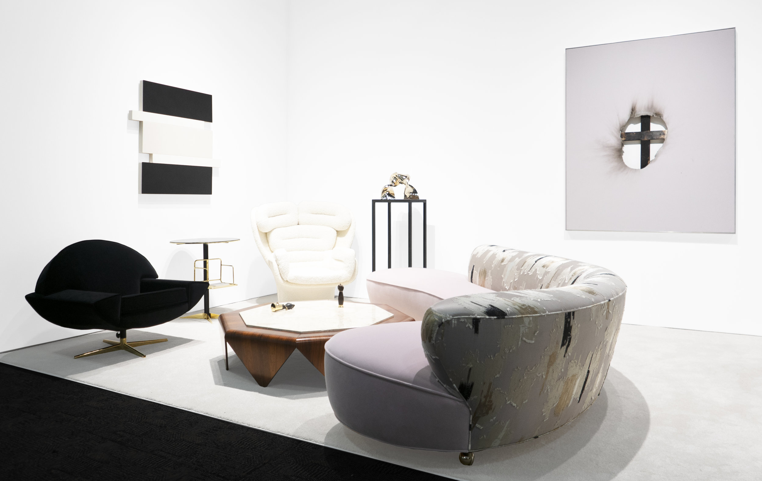 Palm Springs Modernism Show Spring Edition 2019_Peter Blake Gallery_Installation View_3.jpg