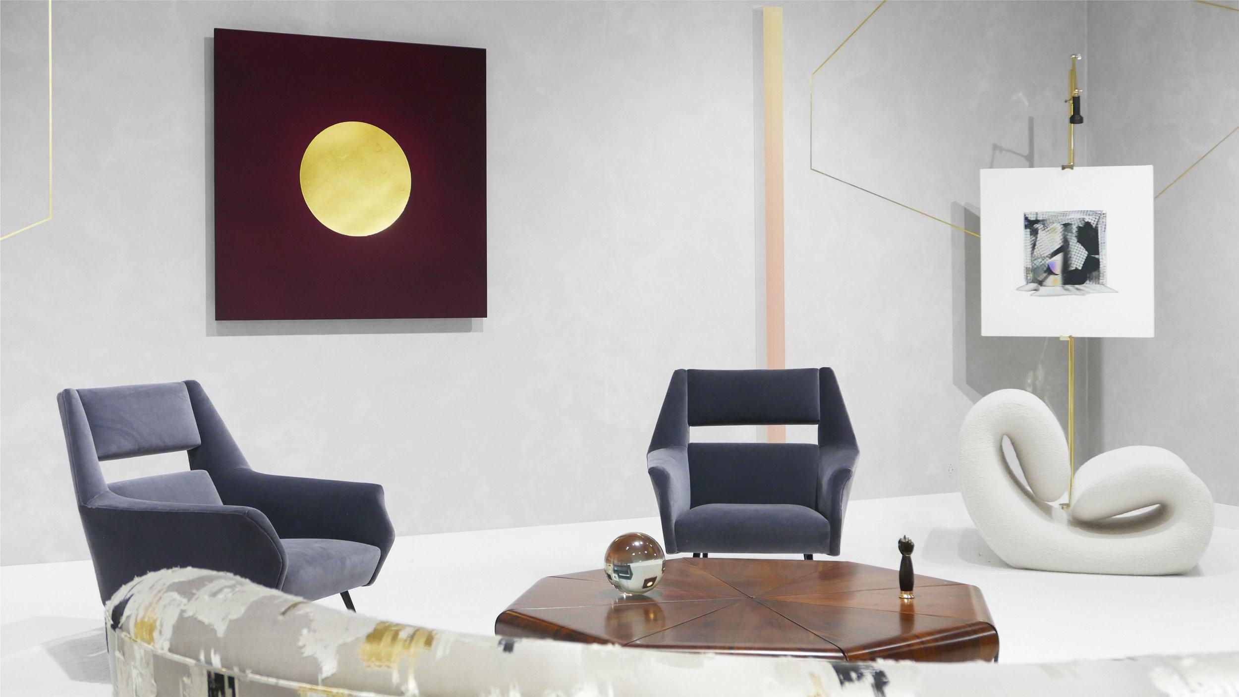 Collective Design New York 2018_Peter Blake Gallery_Installation View_4.jpg