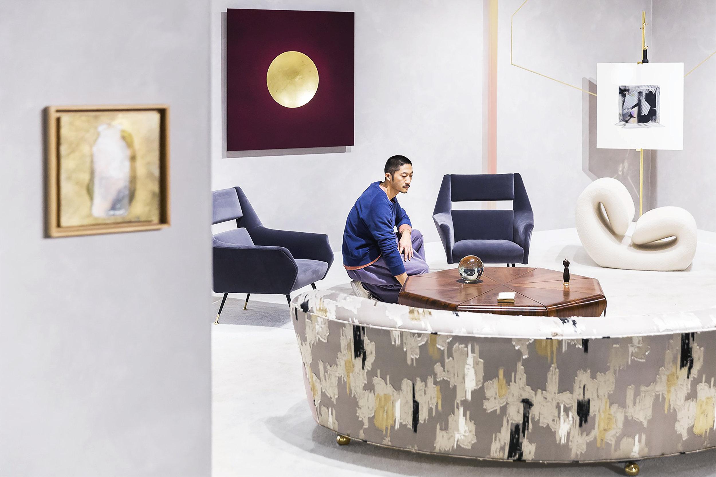 Collective Design New York 2018_Peter Blake Gallery_Installation View_15.jpg
