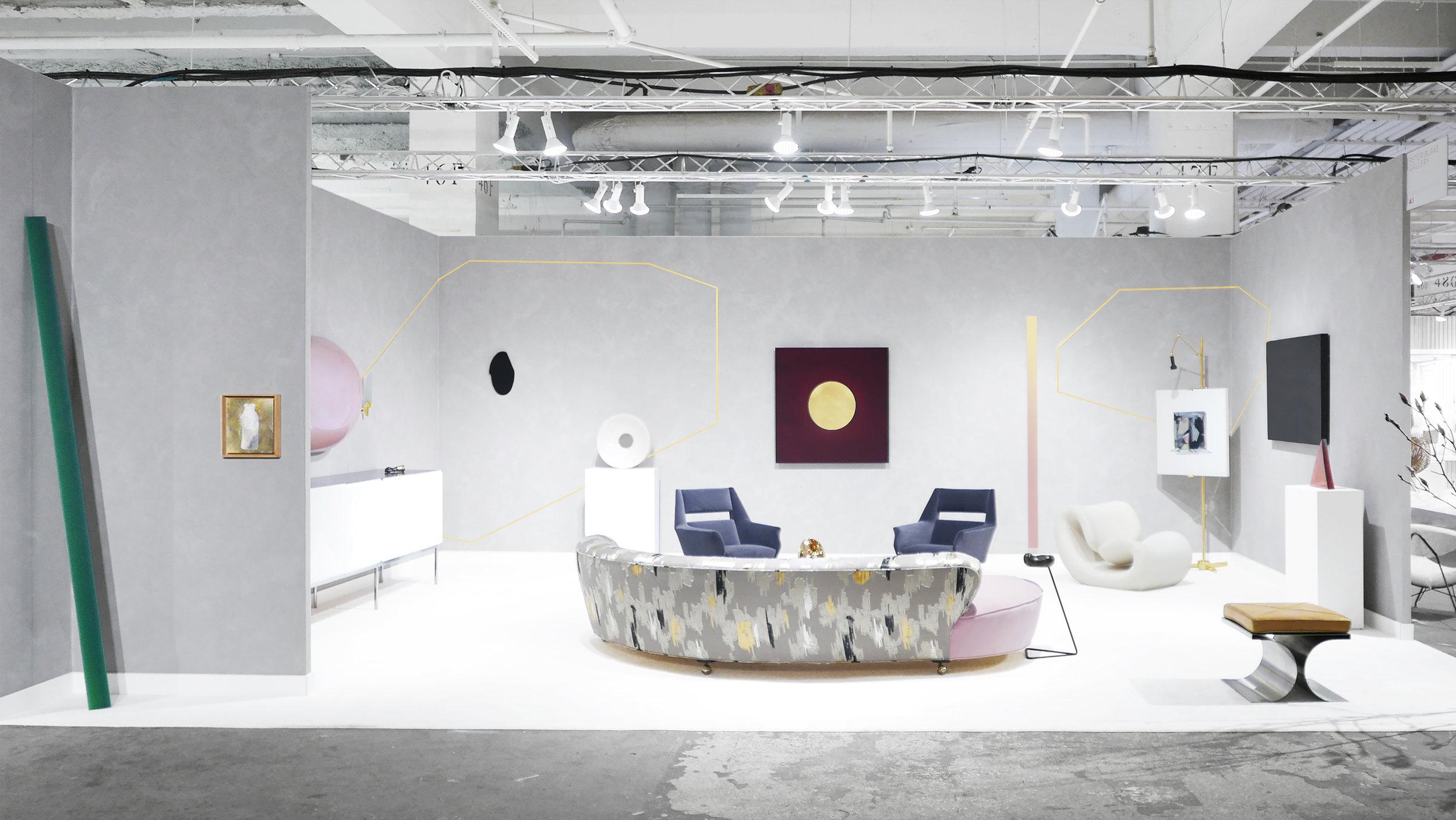Collective Design New York 2018_Peter Blake Gallery_Installation View_1.jpg