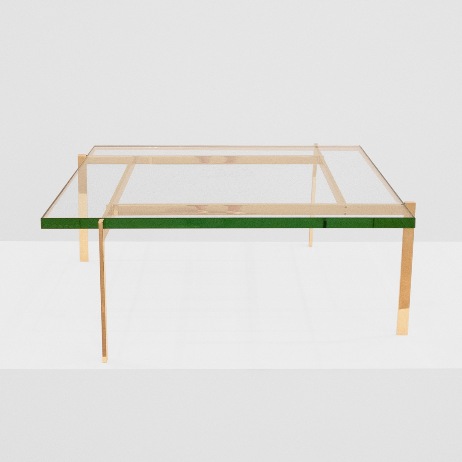 POUL KJAERHOLM PK 61 COFFEE TABLE SOLD