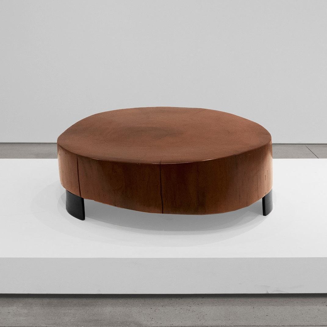 PEROBA WOODBLOCK COFFEE TABLE $7,500