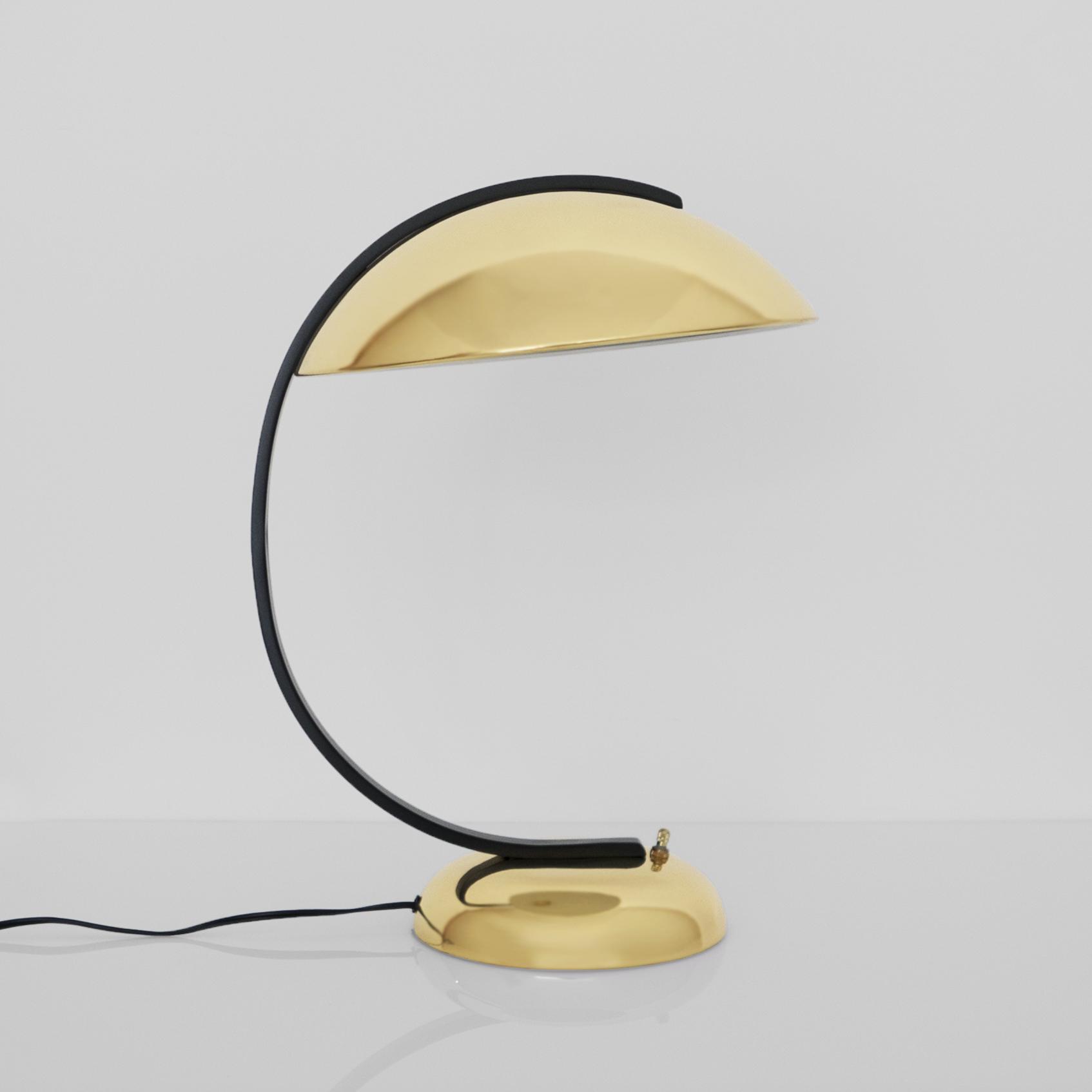 BAUHAUS BRASS LAMP $2,000