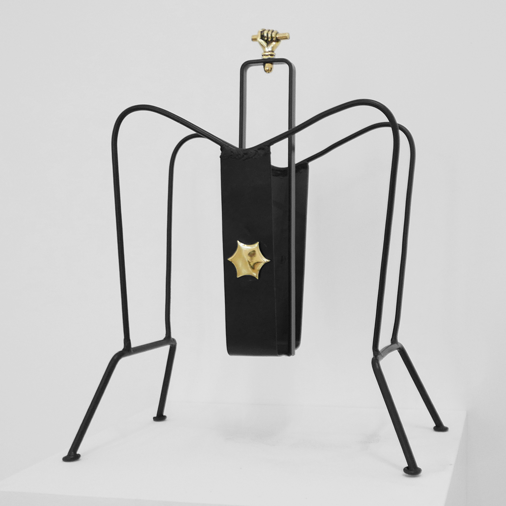 JACQUES ADNET MAGAZINE STAND $2,500