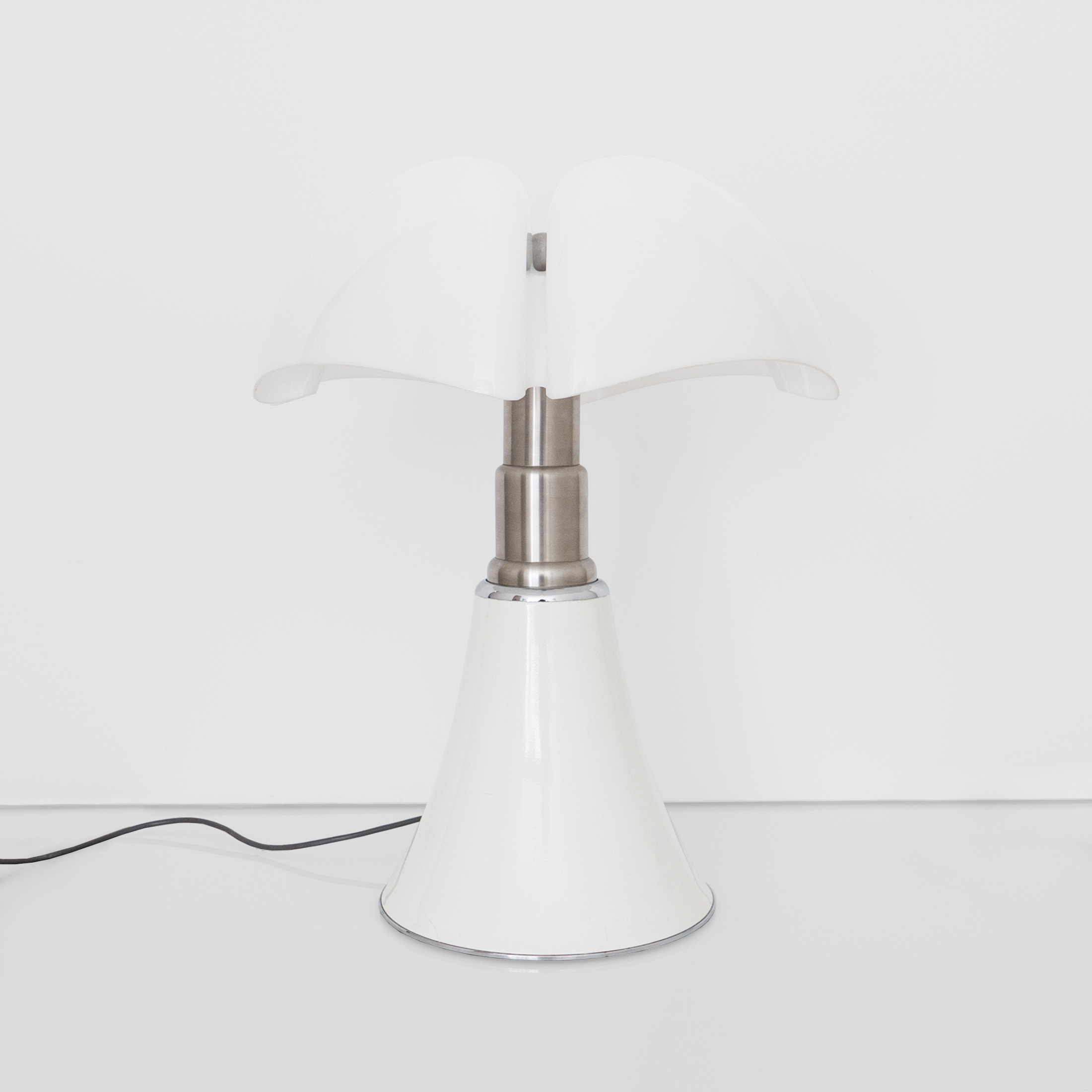 gae aulenti pipistrello table lamp $3,500