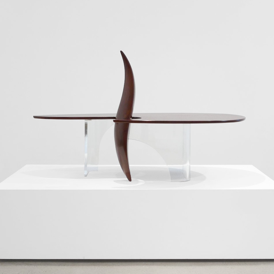 michael coffey 'encounter' coffee table $20,000