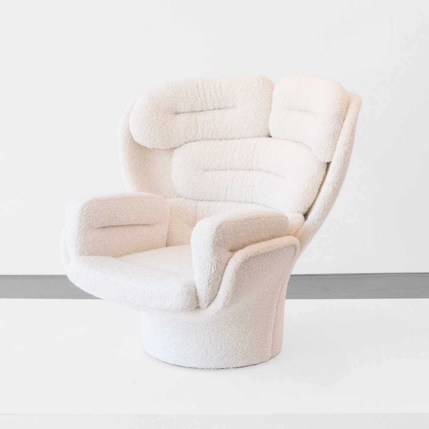 joe colombo 'elda' armchair sold