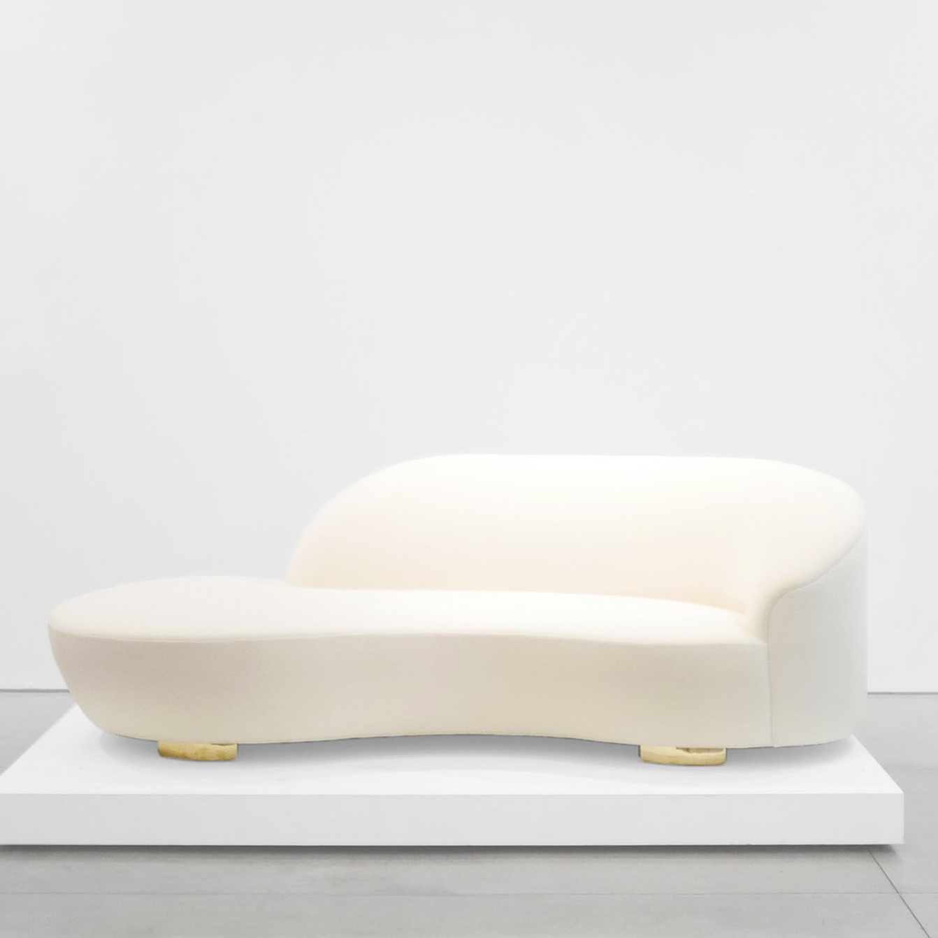 vladimir kagan 'cloud' sofa SOLD