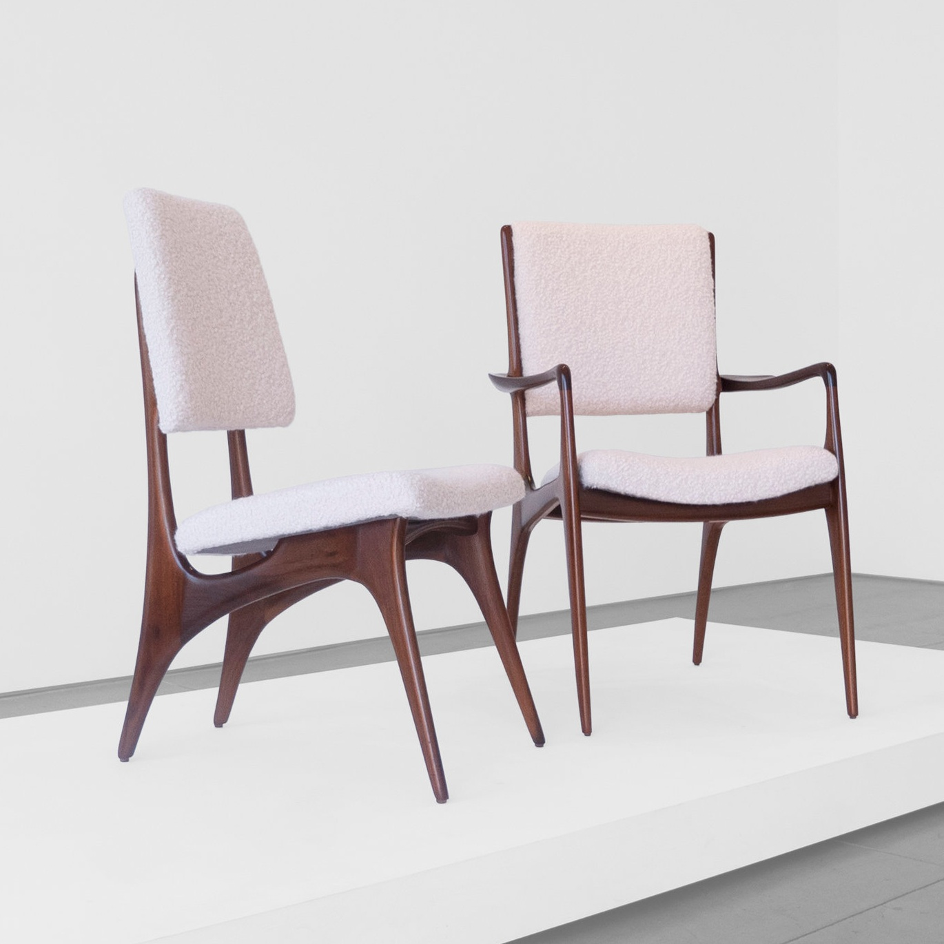 vladimir kagan dining chairs for dreyfuss $6,500