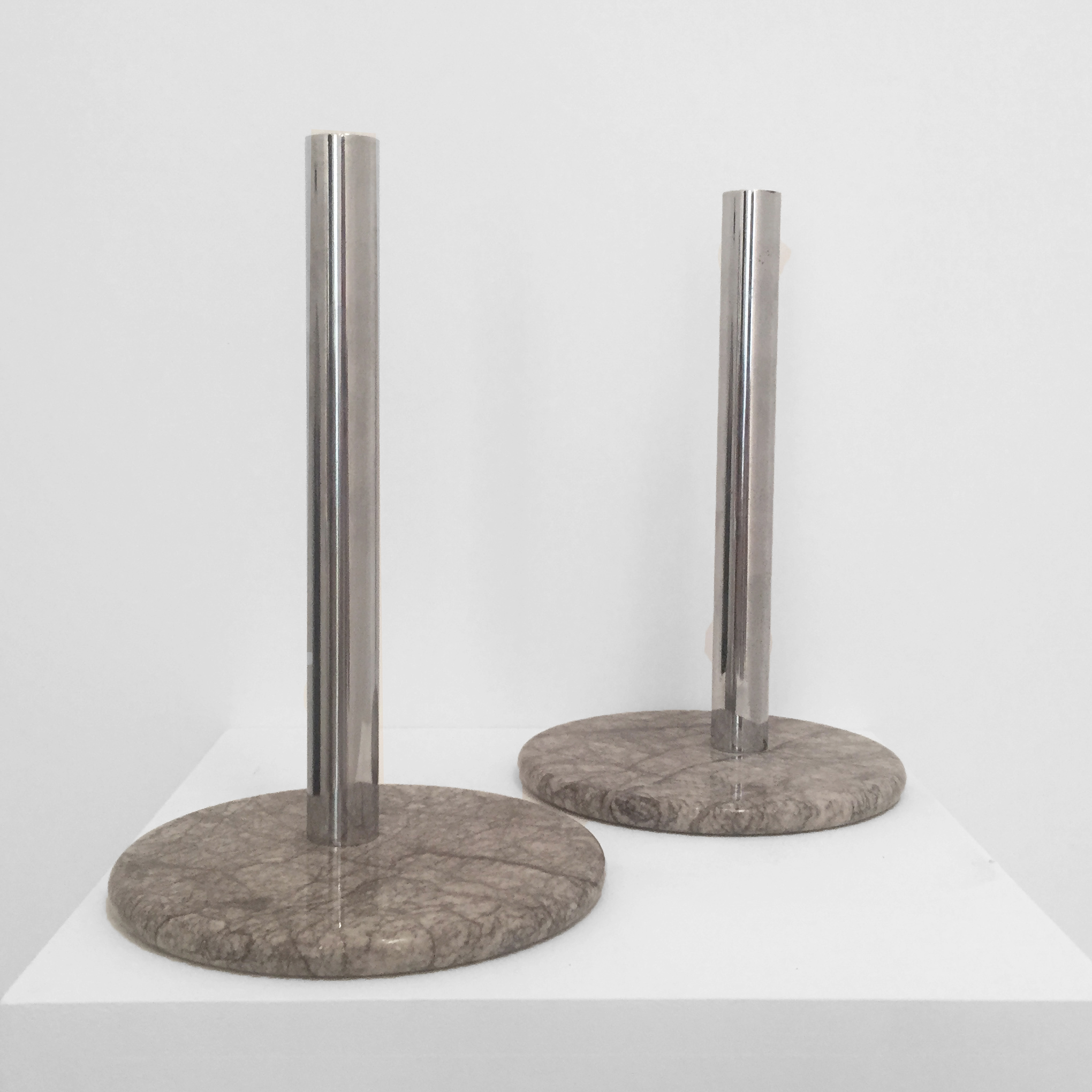 angelo mangiarotti 'bud' vases for knoll $2,000 for pair / $1,250 each