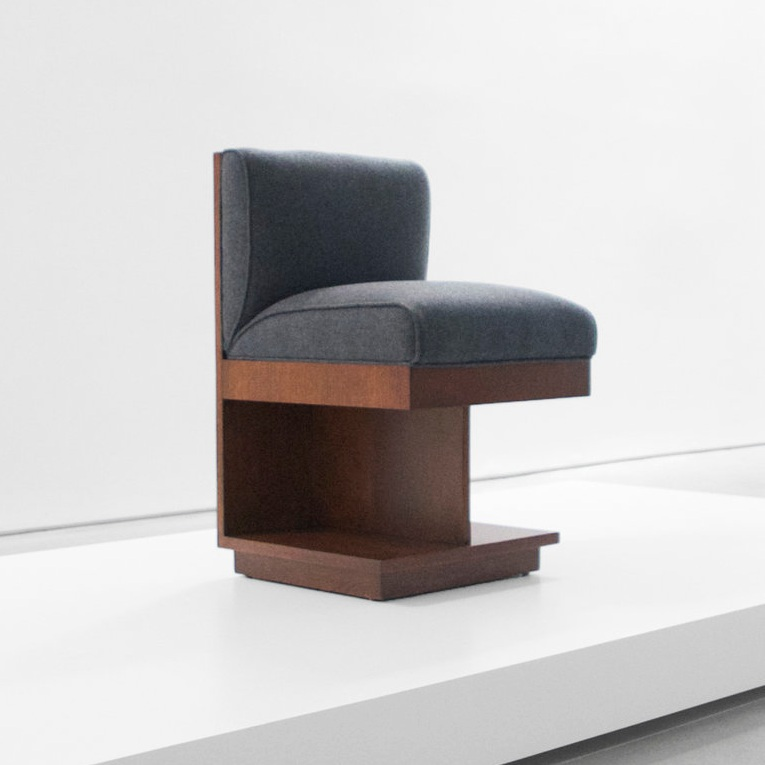 RICHARD NEUTRA Maximilian Karp Chair SOLD