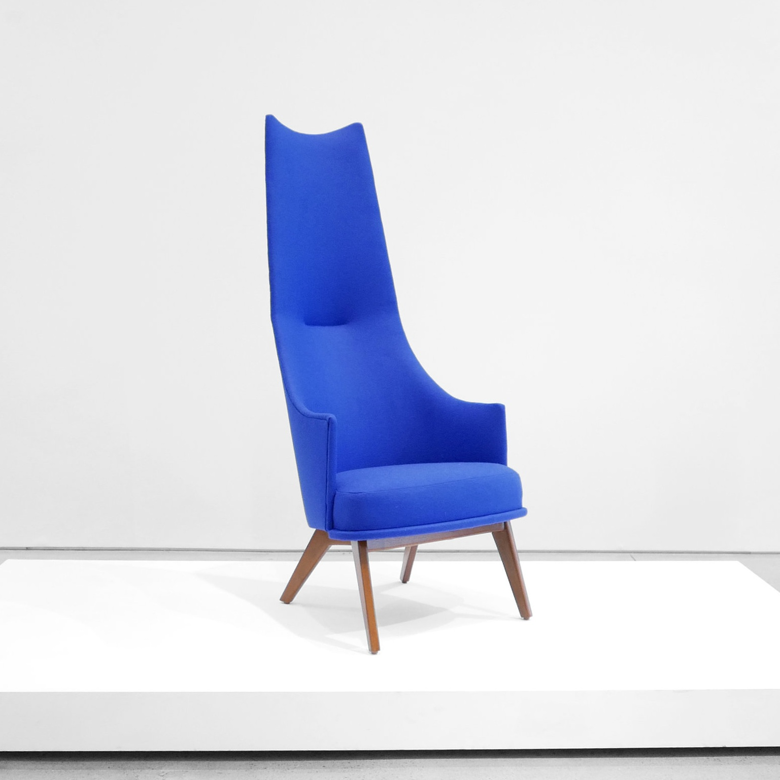 adrian pearsell 'throne' chair sold
