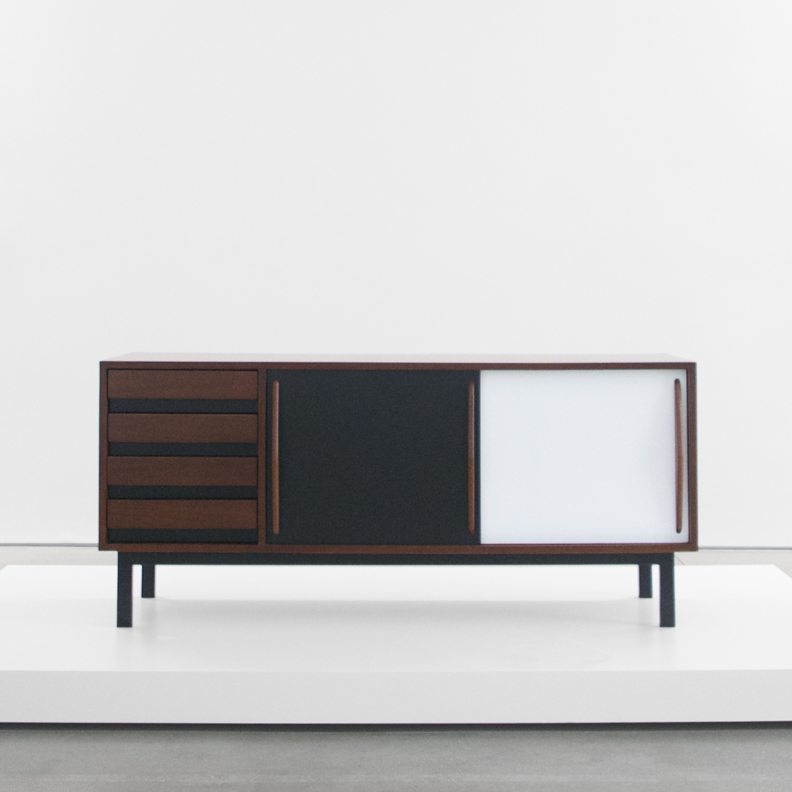 charlotte perriand Cabinet from Cite Cansado, Mauritania sold