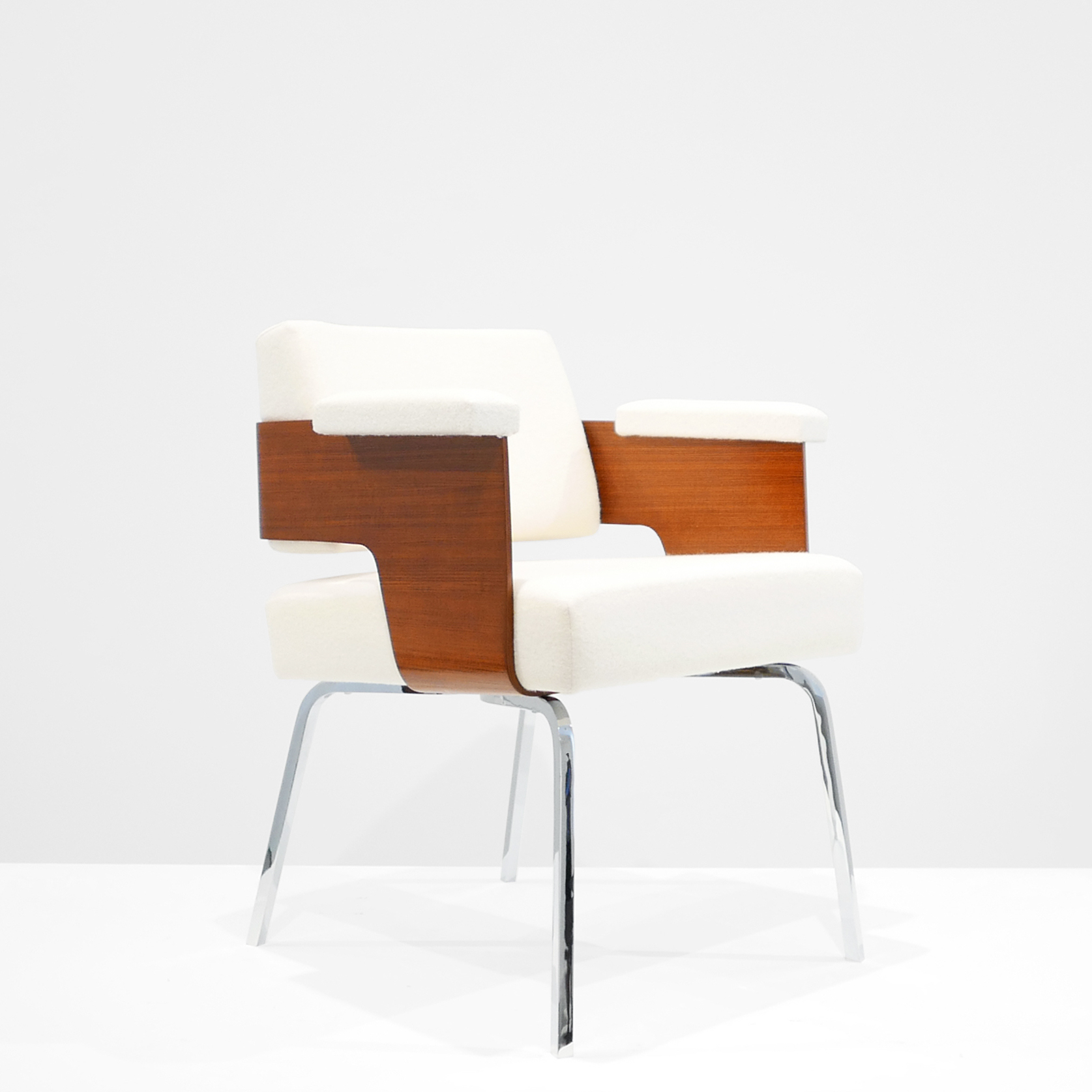 antoine philippon & jacqueline lecoq 'comfort' armchair $15,000