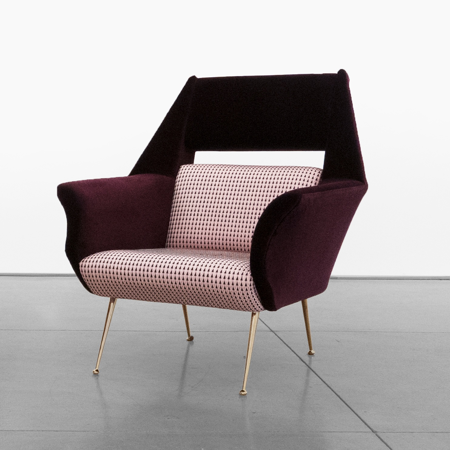 gigi radice  chair for minotti $6,250