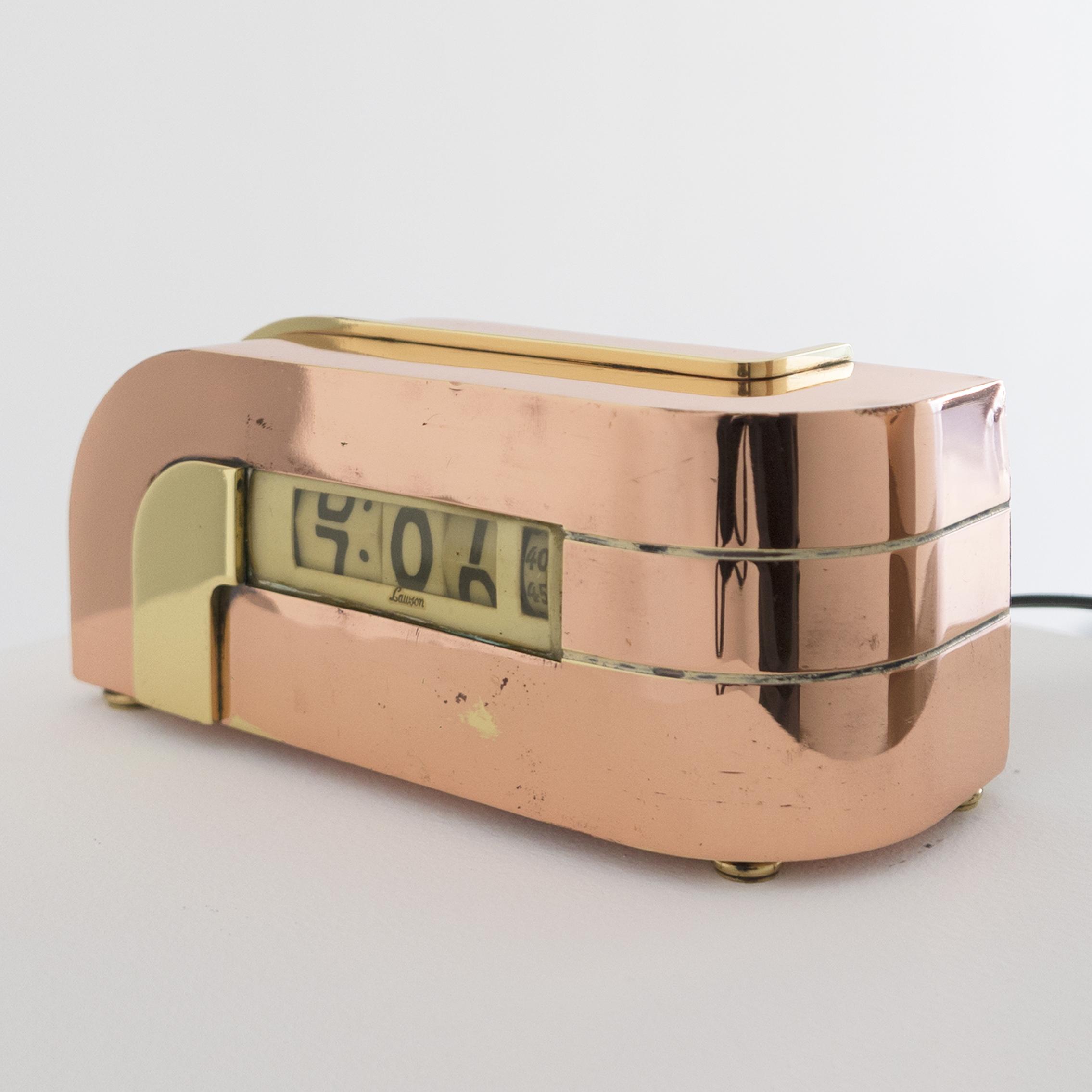 kem weber 'zephyr' clock $4,500