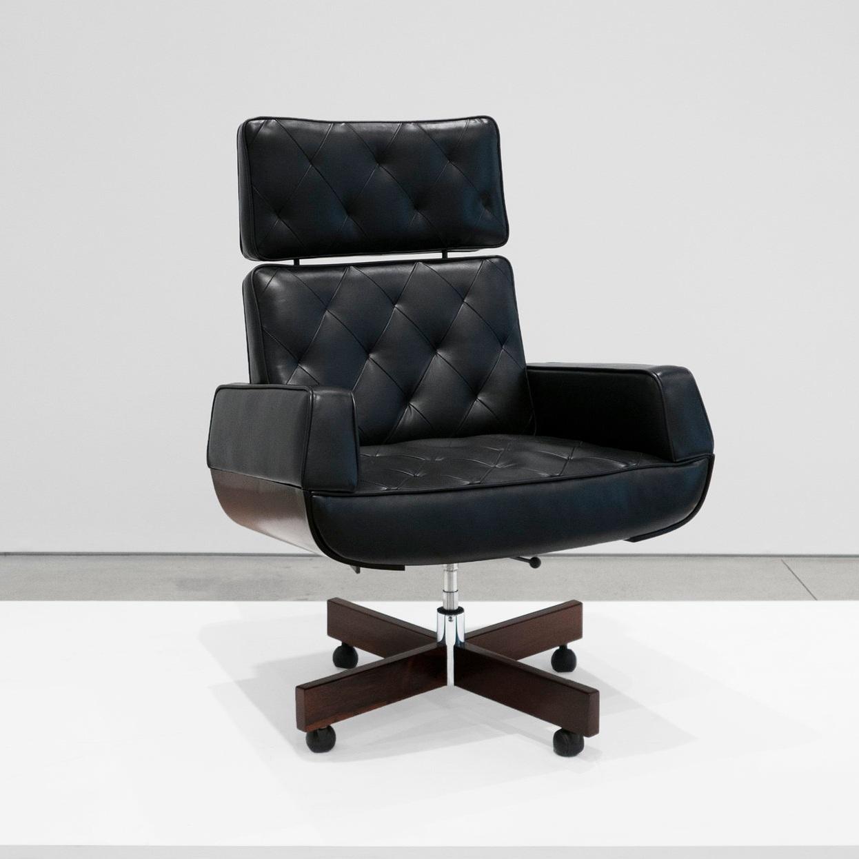 jorge zalszupin 'ambassador' armchair $14,000