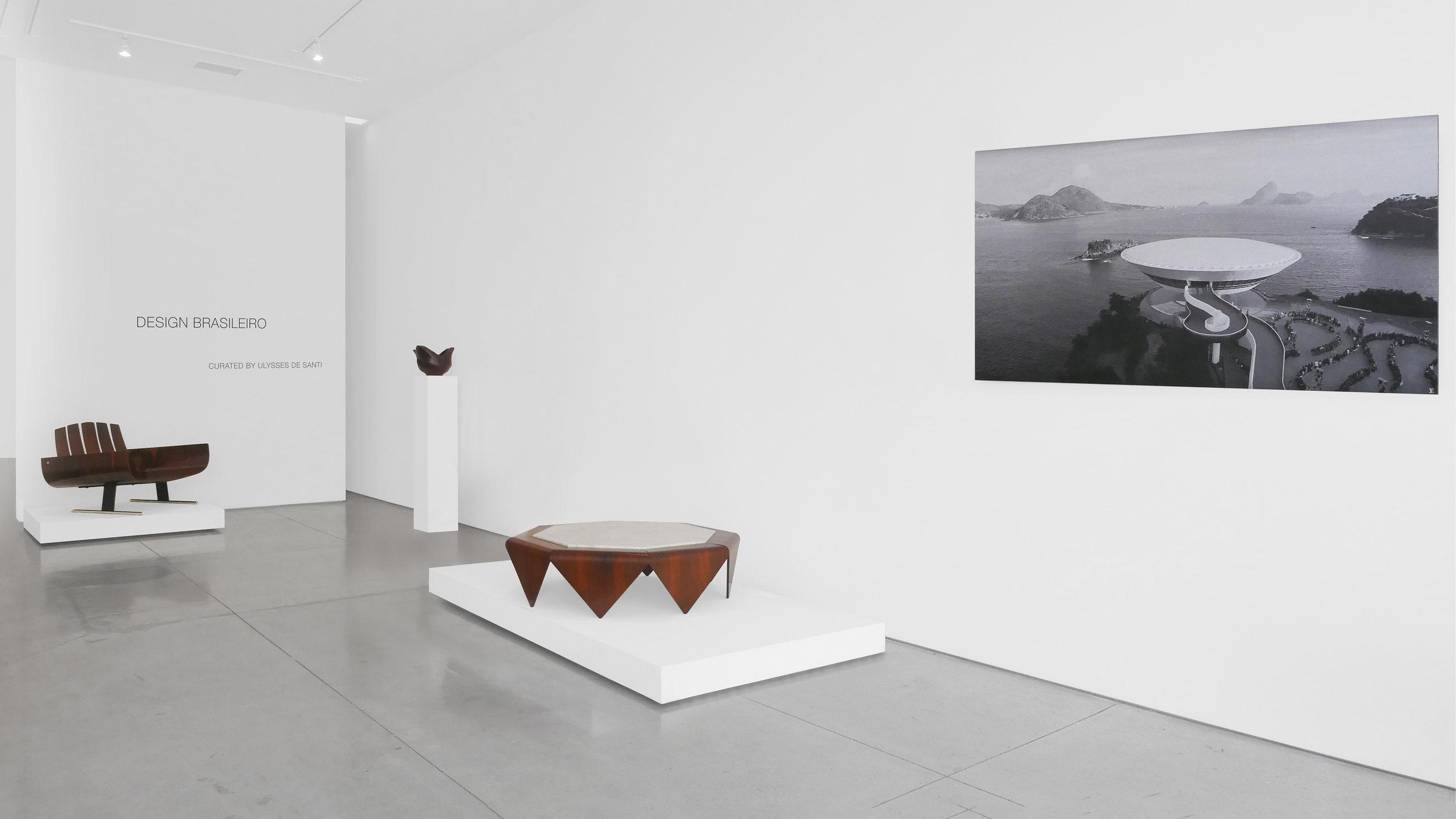Design Brasileiro, Curated by Ulysses de Santi, Peter Blake Gallery, 2018, Installation View_2.jpg
