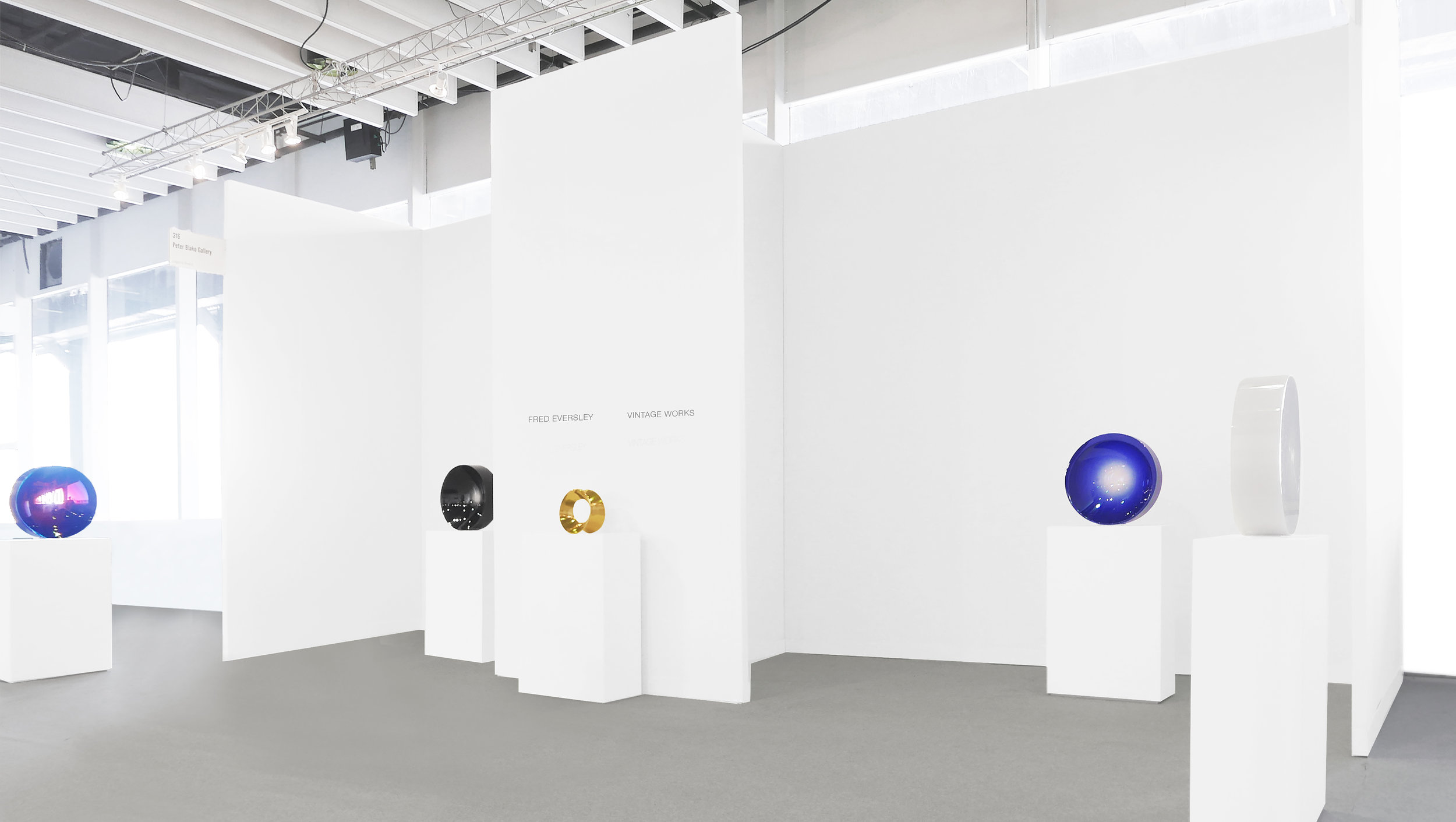 The Armory Show 2018, Fred Eversley Solo Presentation, Peter Blake Gallery_4.jpg
