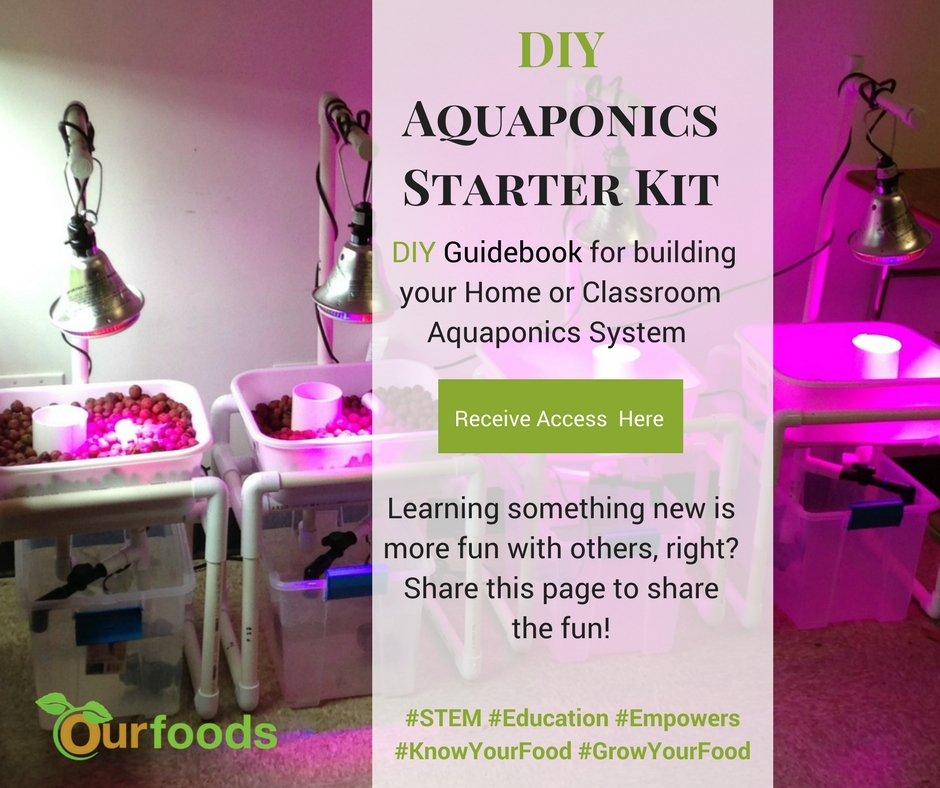 OURFOODS.DIY.AQUAPONICS.KIT.GUIDE