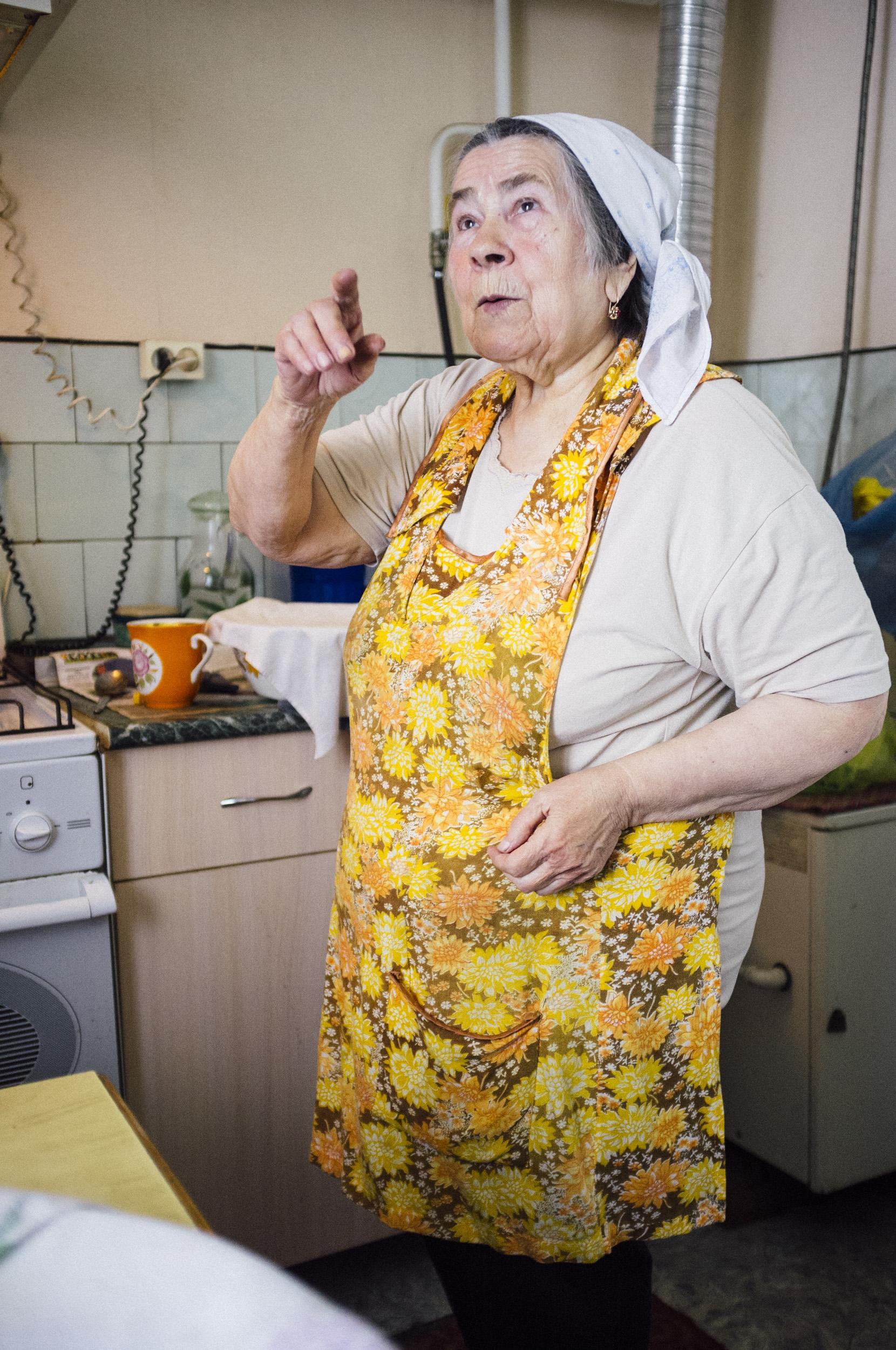 babushka Valya