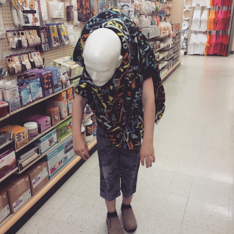 The poncho-zombie.