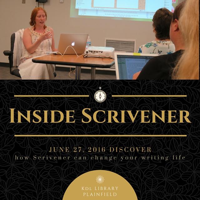 inside scrivener workshop