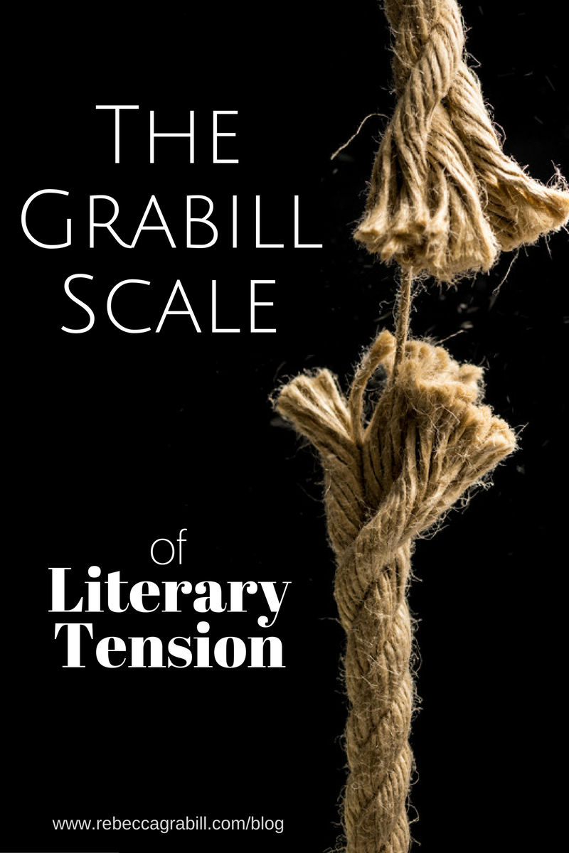grabill scale of literary tension