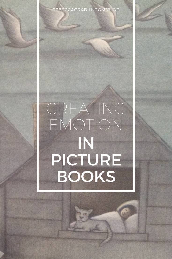 creating emotion in picture books