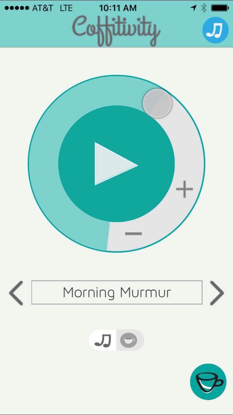 coffitivity app screenshot
