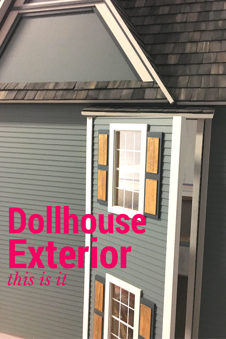 victoria's dollhouse building tips roof