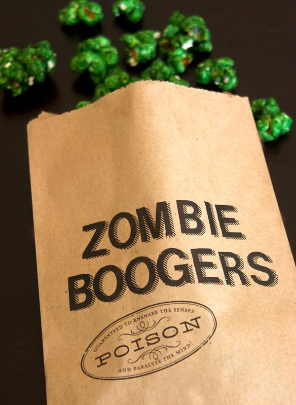 Zombie - Sneezes... Achooooo!