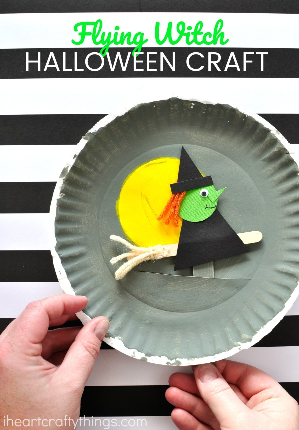 """I'm not usually a fan of paper plate crafts. I can't escape the """"wow, it's a paper plate"""" factor. But THIS one is so cute, and I'm sure the plate could be replaced with card stock if needed."""