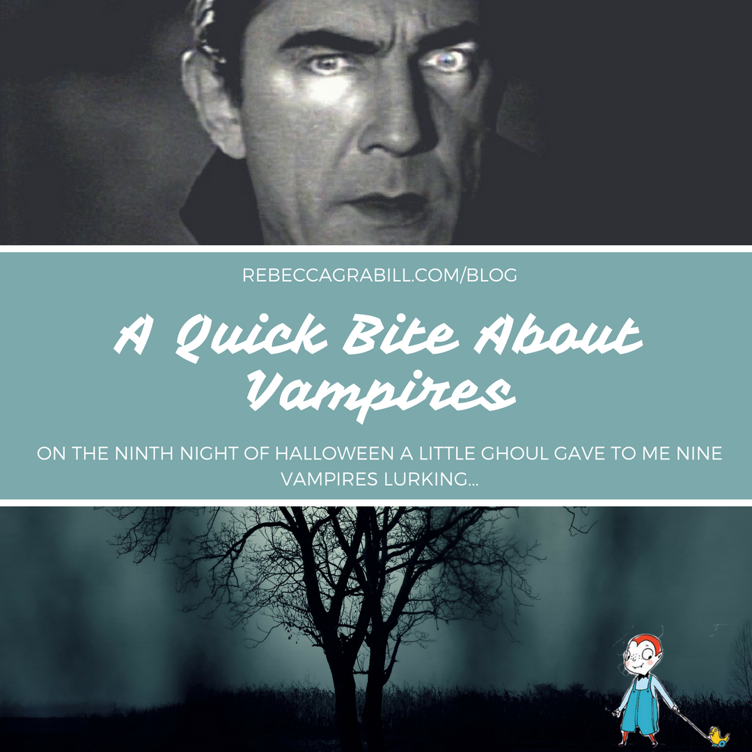Halloween Good Ninth Night of Halloween: Vampires