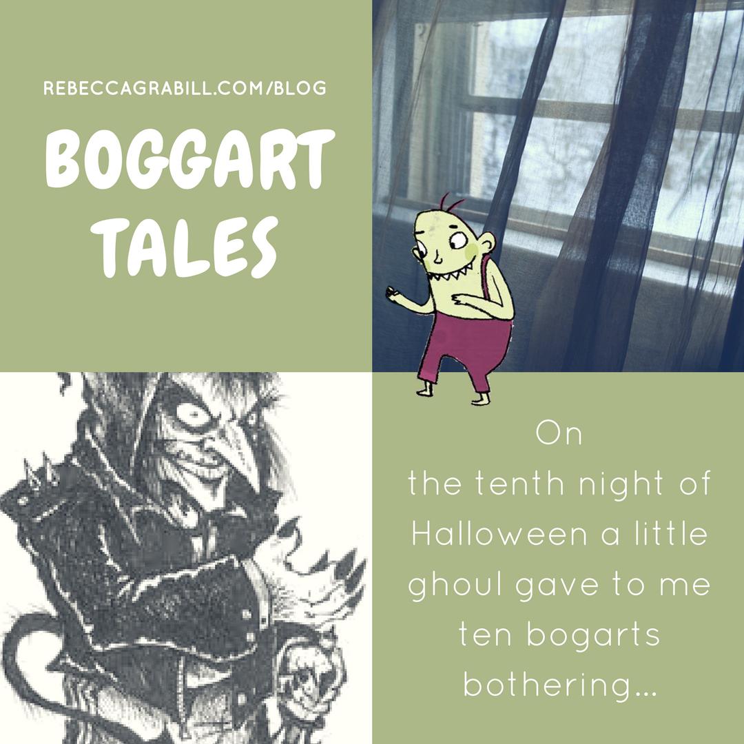 Halloween Good tenth Night of Halloween: Boggart