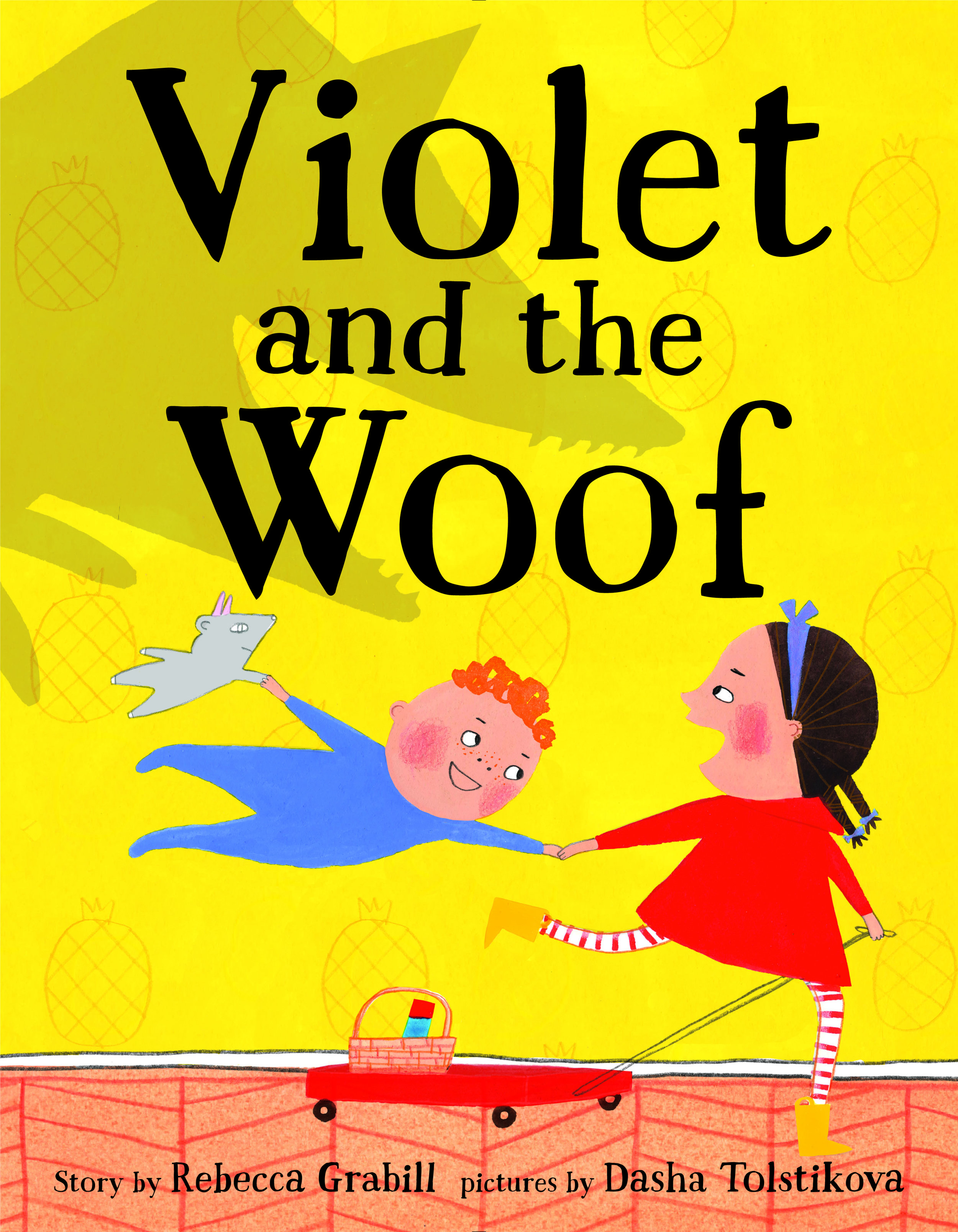 Violet and the Woof by Rebecca Grabill