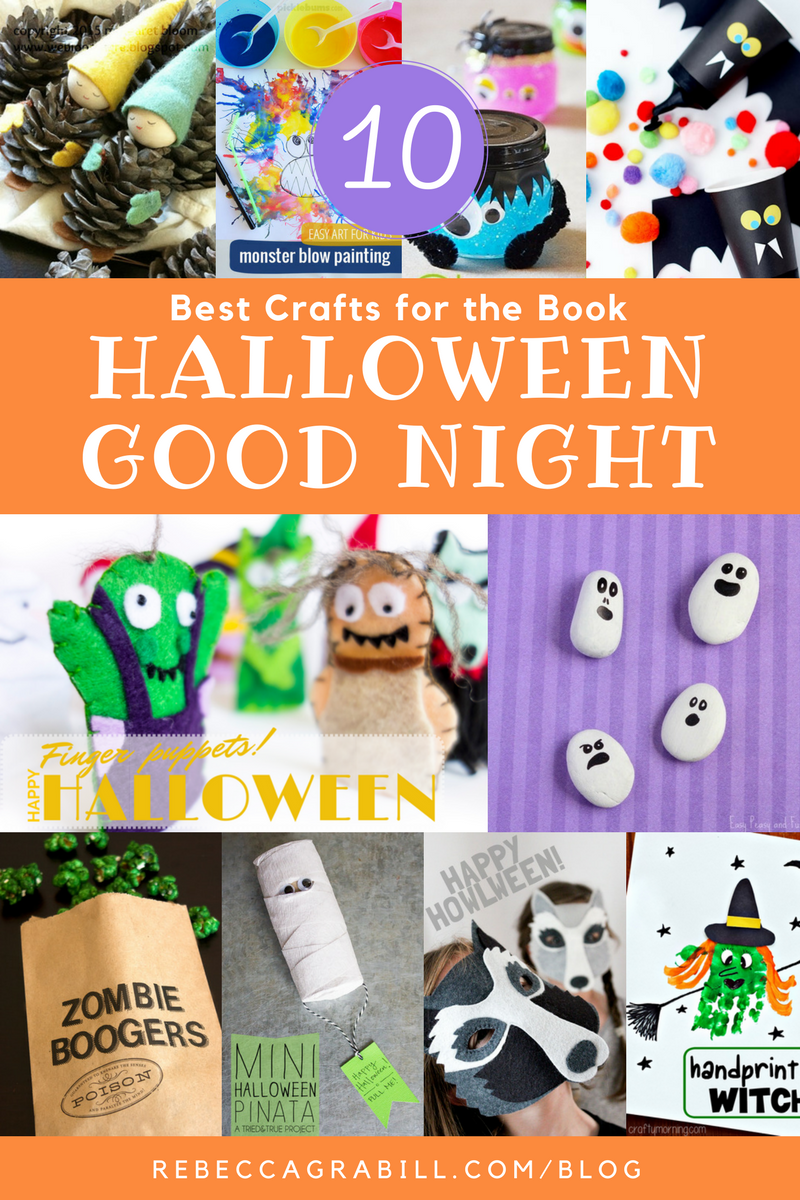 My all time favorite Halloween crafts!