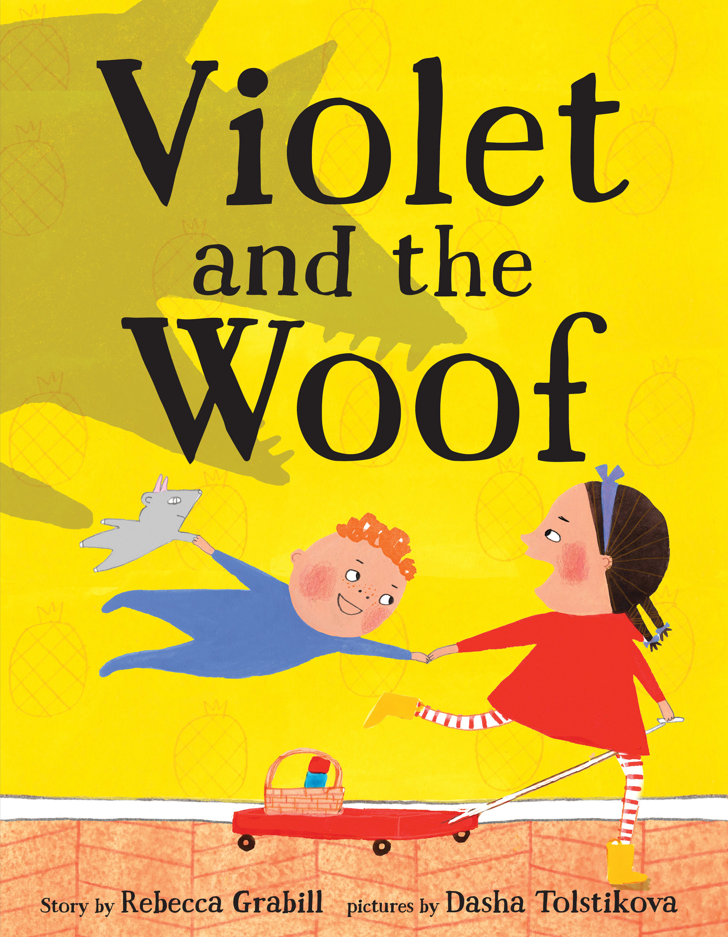 Copy of Violet and the Woof