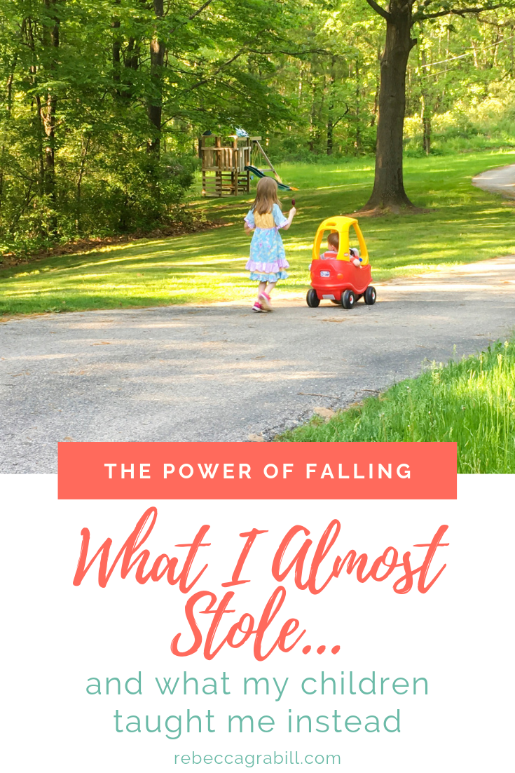 Creativity requires courage, and courage requires risk. What I almost stole from my children and what they taught me instead. An Apraxia story.