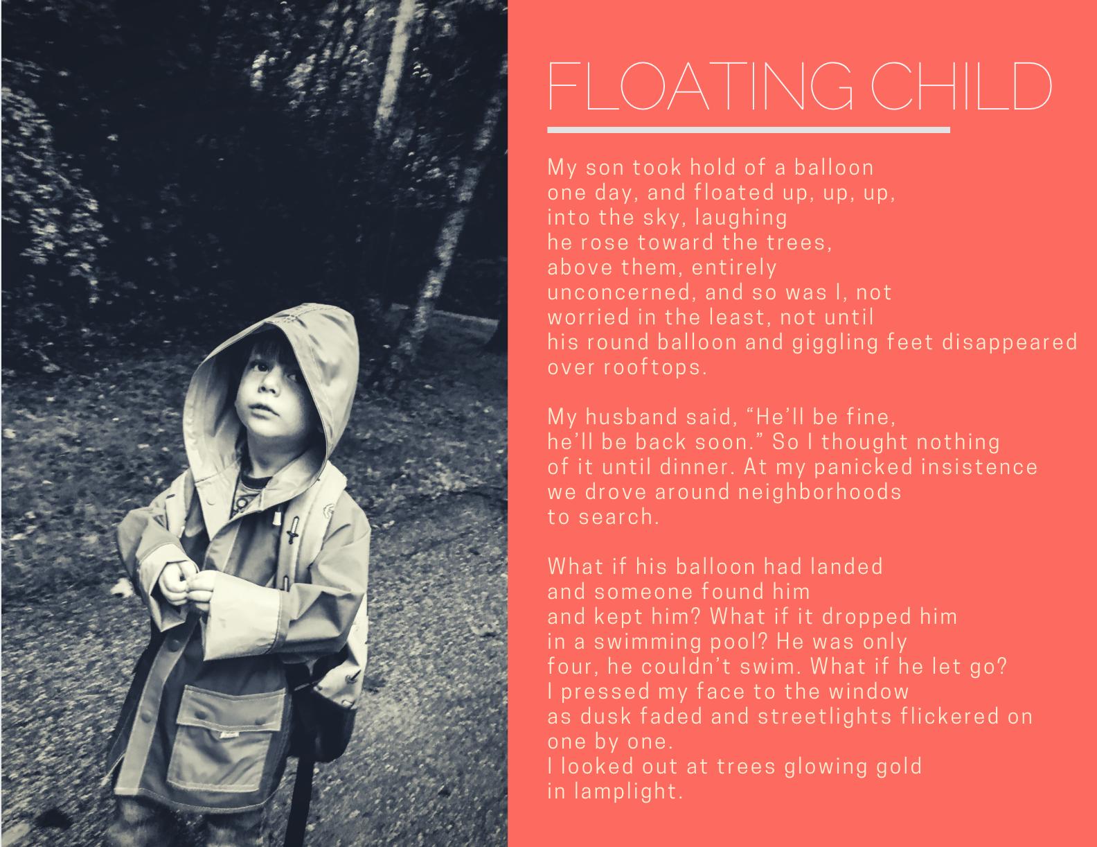 Floating Child