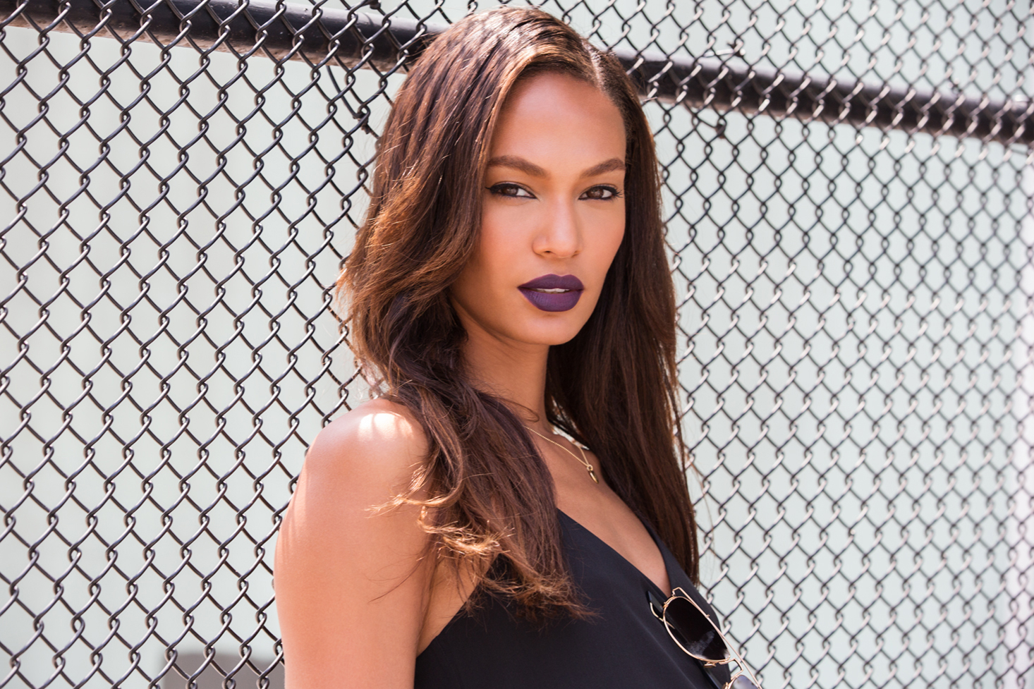 Joan Smalls for The Esteé Edit