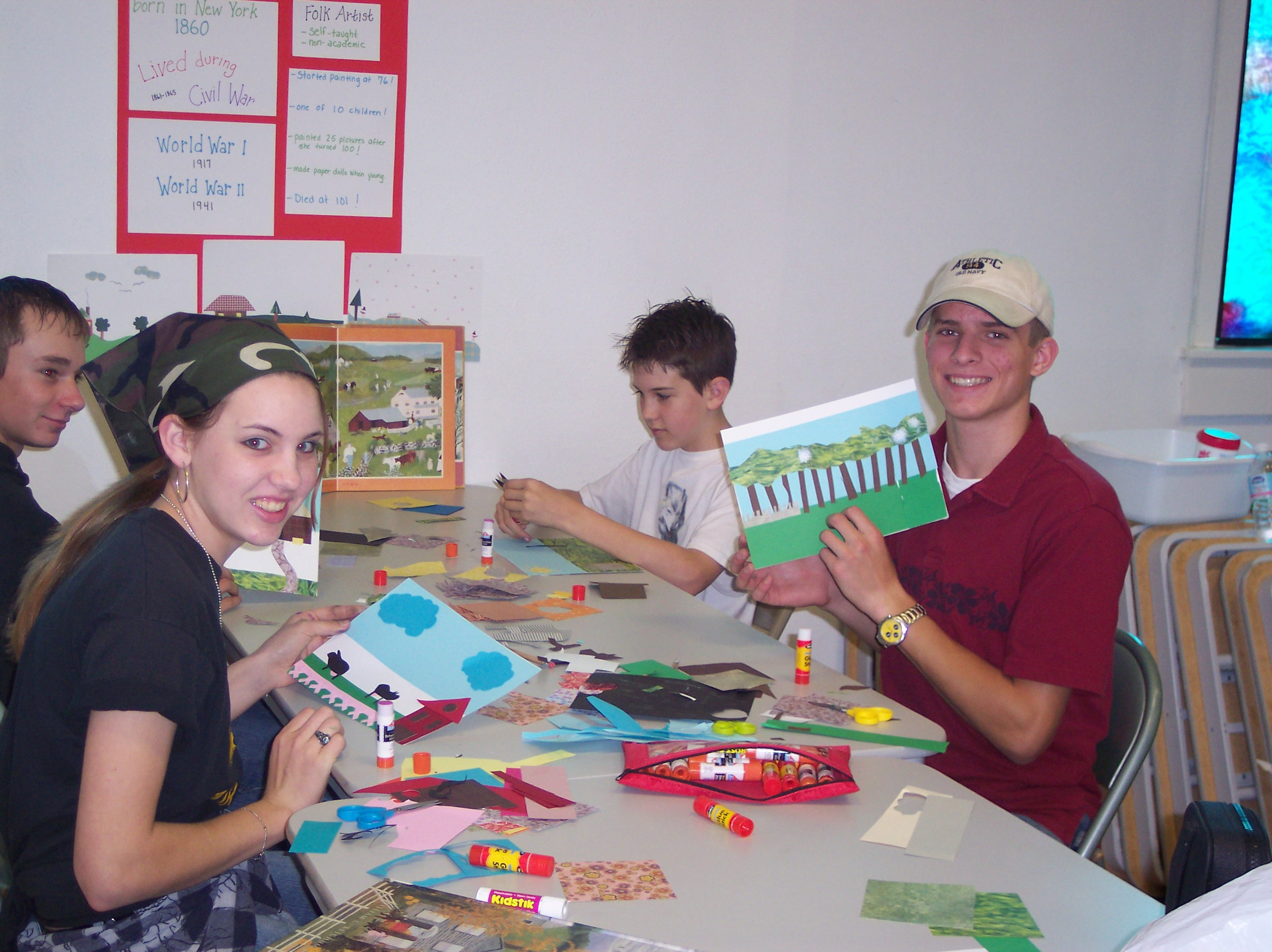 HOMESCHOOL ART FESTIVAL, RYAN2004