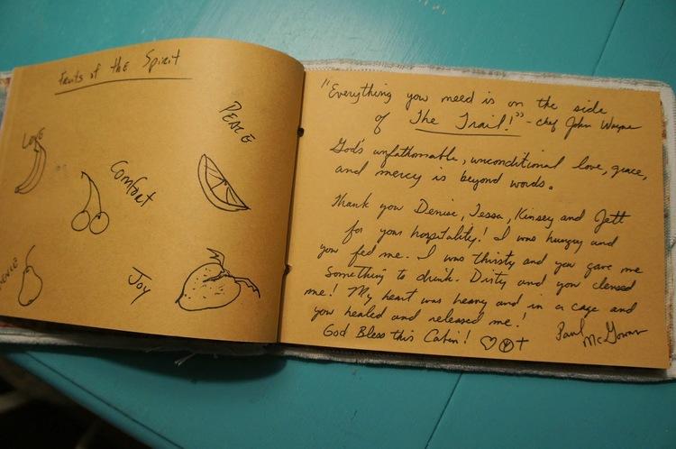 CHEF JOHN'S WAYNE'S MESSAGE