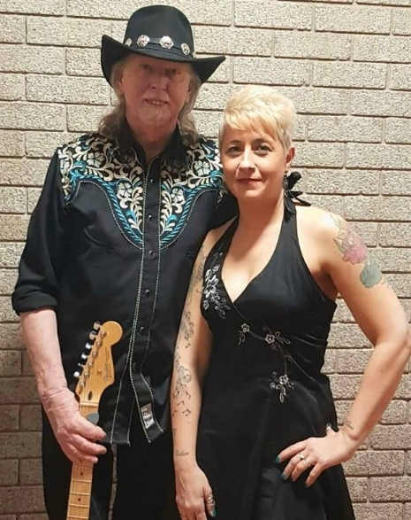 The Memphis Belle Country Duo - will get the evening off to a great jumping jack start.      Nominated as 'Duo of the Year' in the UK Country Radio Music Awards 2017 they will be playing a wide range of songs from traditional old country to the more modern style